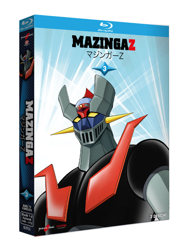 Mazinga Z – Volume 3