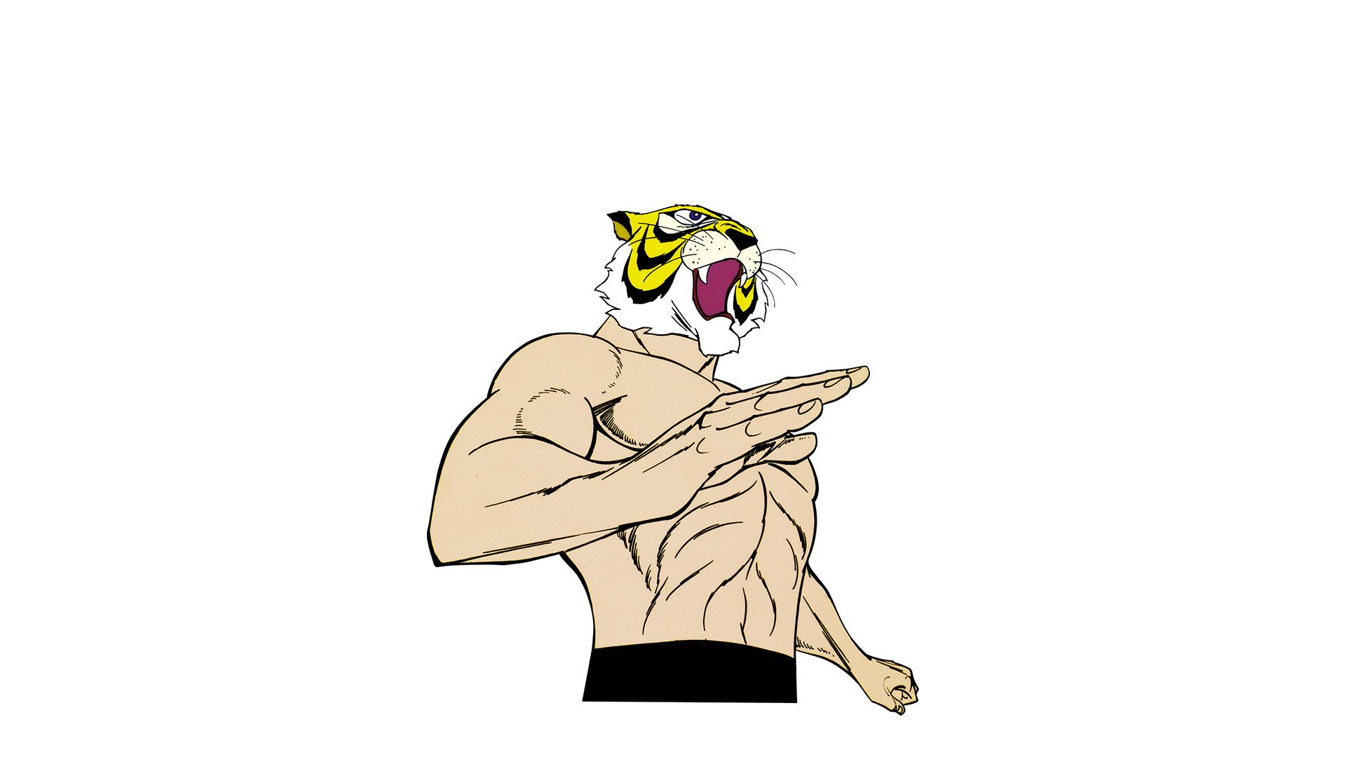 Uomo Tigre – Il Campione – Volume 1