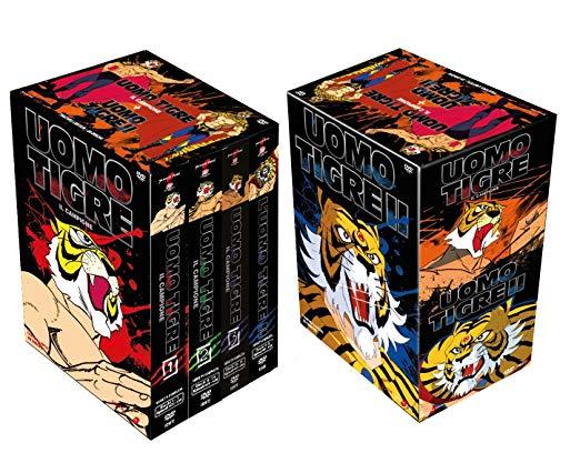 Uomo Tigre – Serie Completa