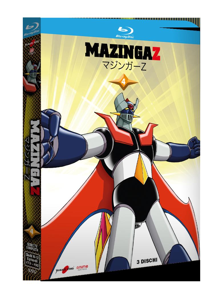Mazinga Z – Volume 4