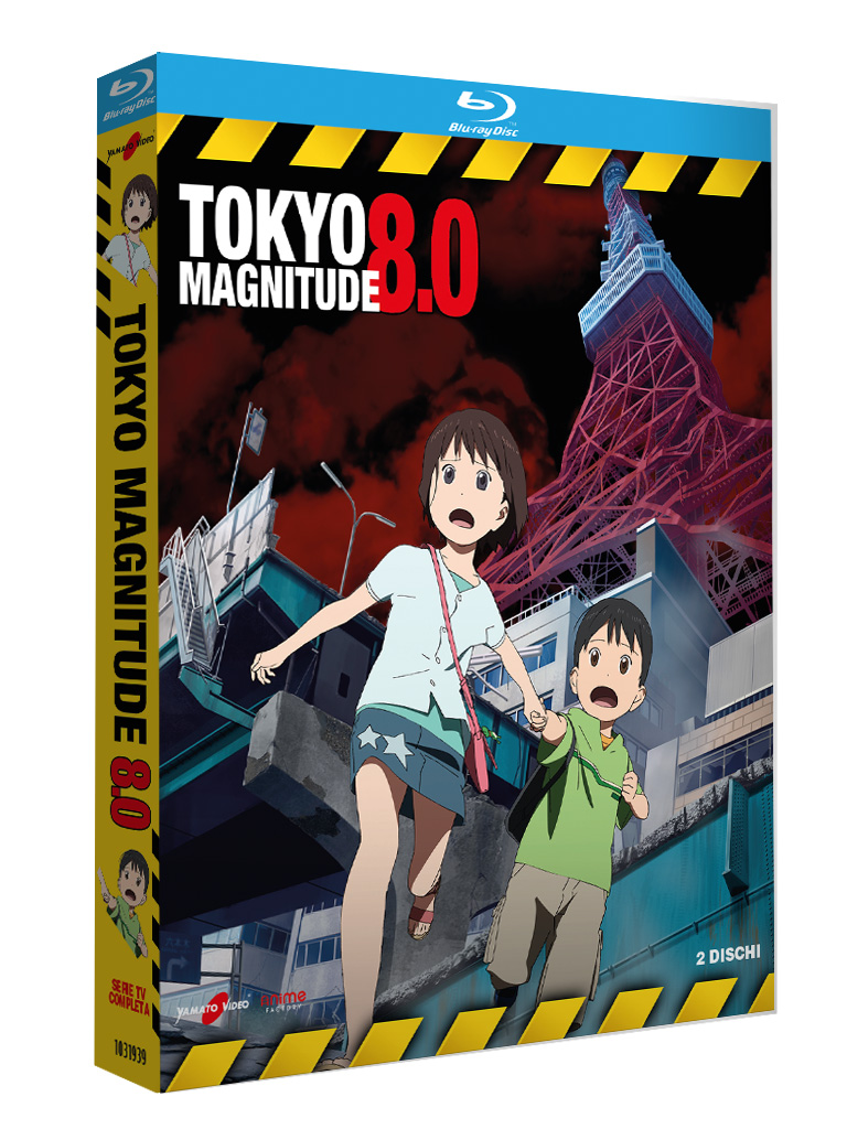 Tokyo Magnitude 8.0 – Serie Completa