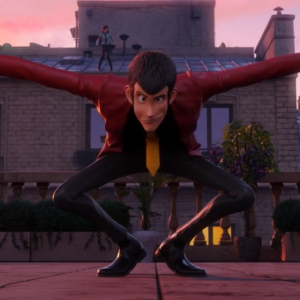 Lupin III – The First