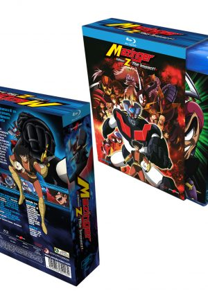Mazinger Edition Z – The Impact! – Serie Completa
