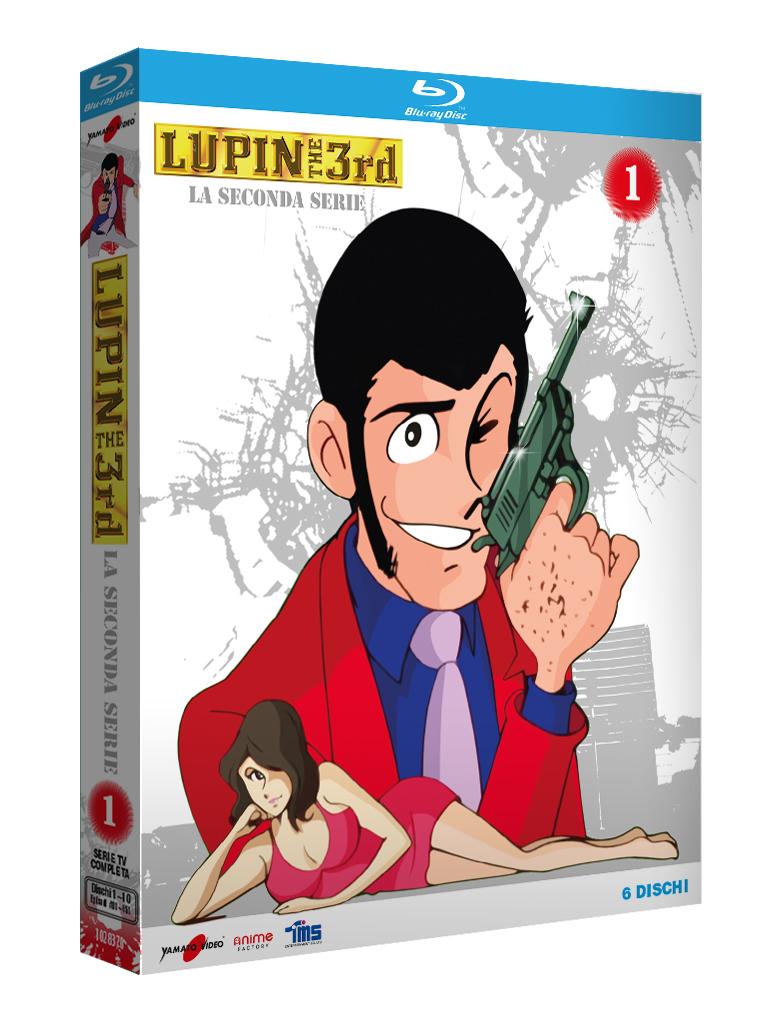 Lupin III – La Seconda Serie – Volume 1