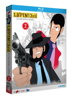 Lupin III – La Seconda Serie – Volume 2
