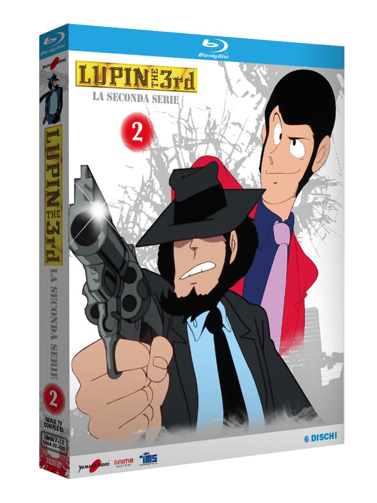 Lupin III – La Seconda Serie – Volume 2