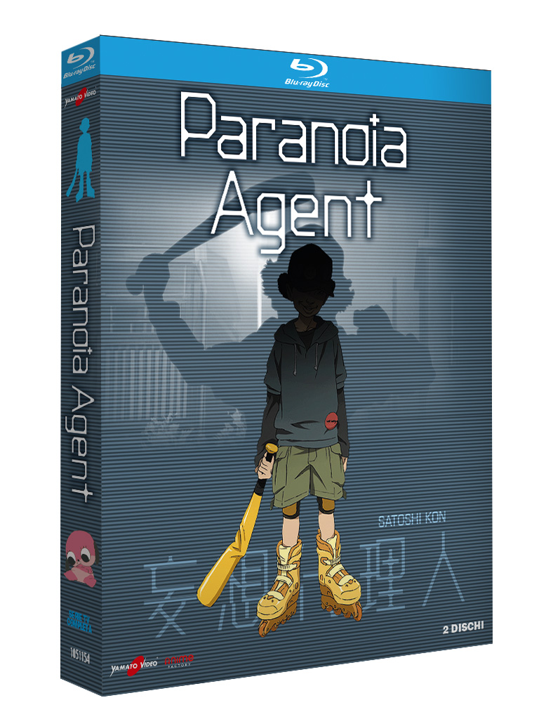 Paranoia Agent – Serie TV Completa