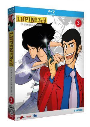 Lupin III – La Seconda Serie – Volume 3