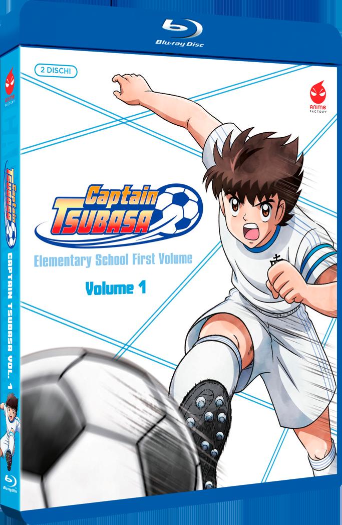 Captain Tsubasa – Volume 1