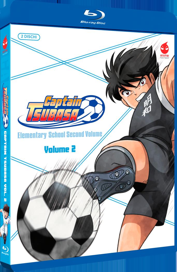 Captain Tsubasa – Volume 2
