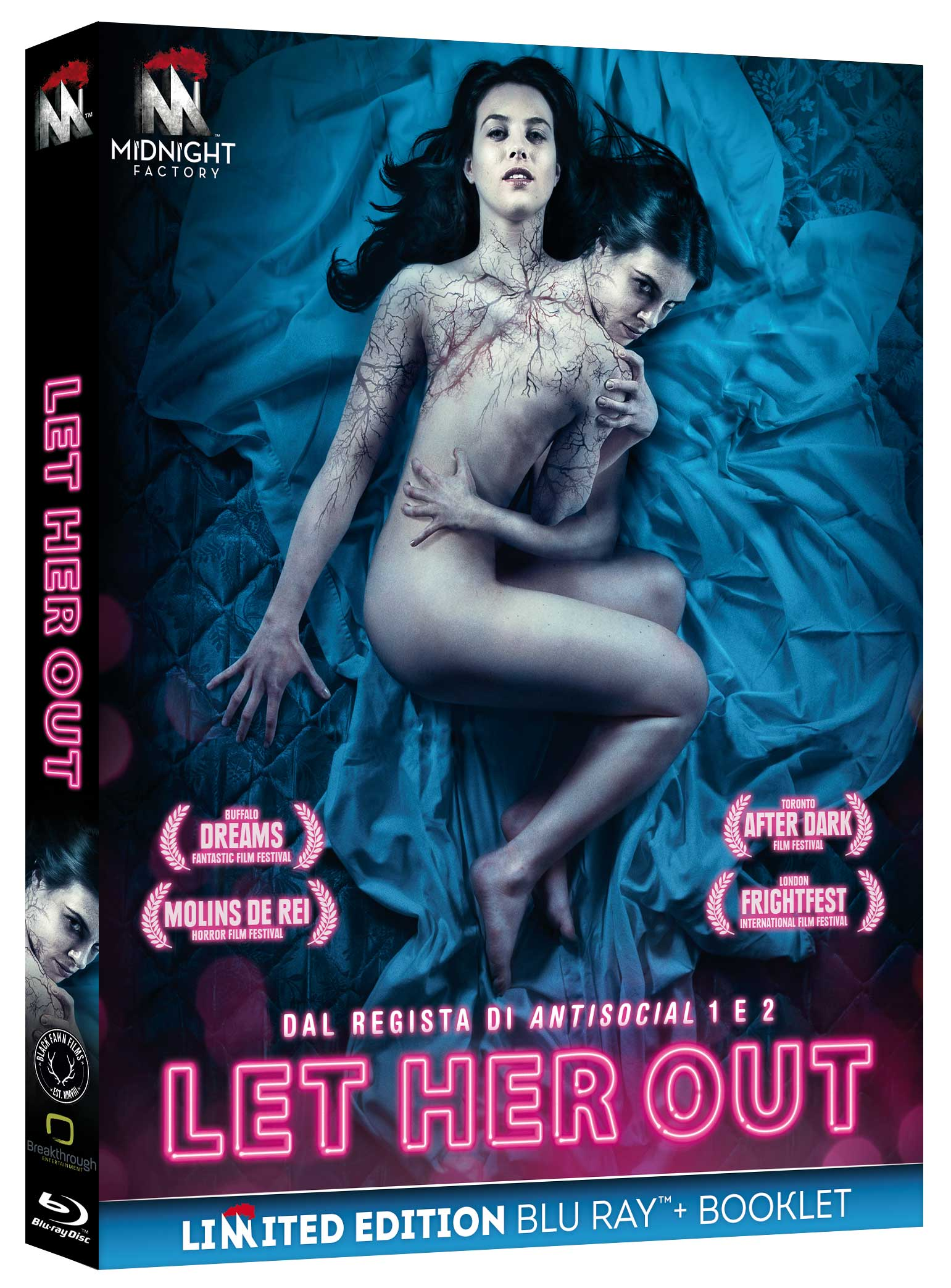 Let Her Out Film