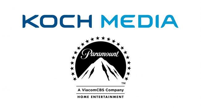 Koch Media Distribuisce i titoli Paramount in esclusiva per l'Italia