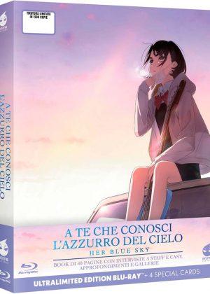 A Te Che Conosci L'Azzurro Del Cielo – Her Blue Sky (Ultralimited Edition)