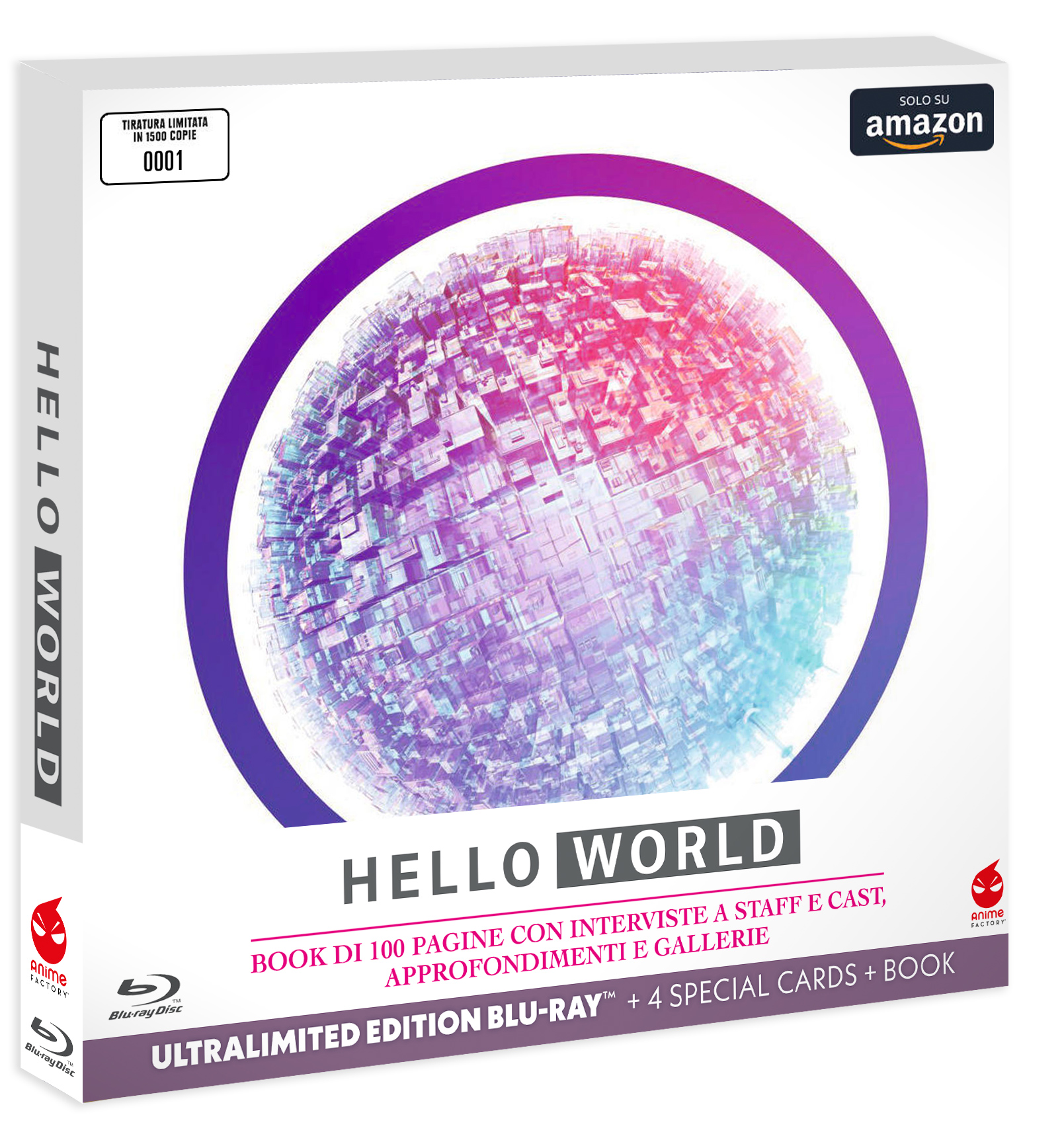 Hello World (Ultralimited Edition) – Esclusiva Amazon.it