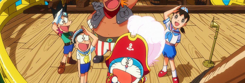 Doraemon – Il Film: Nobita e l'Isola del Tesoro