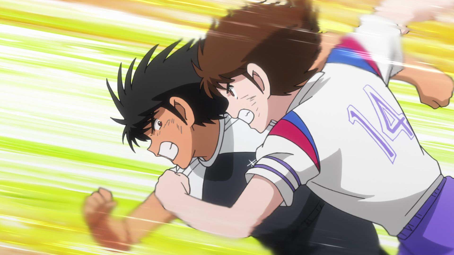 Captain Tsubasa – Volume 3