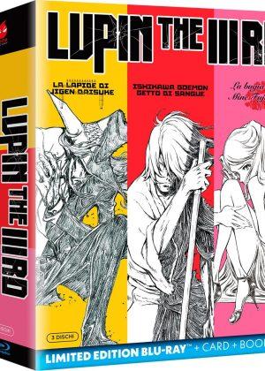 Lupin The IIIRD – La Trilogia