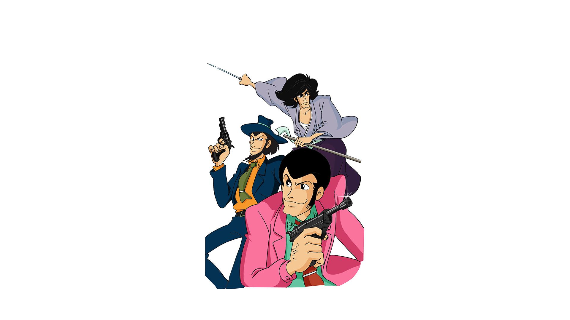 Lupin III – La Terza Serie – Volume 1