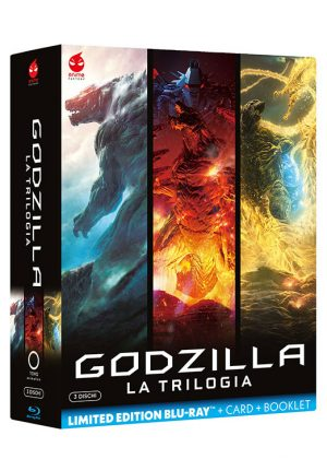 Godzilla – La Trilogia