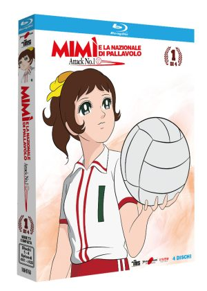 Mimì e La Nazionale di Pallavolo – Volume 1