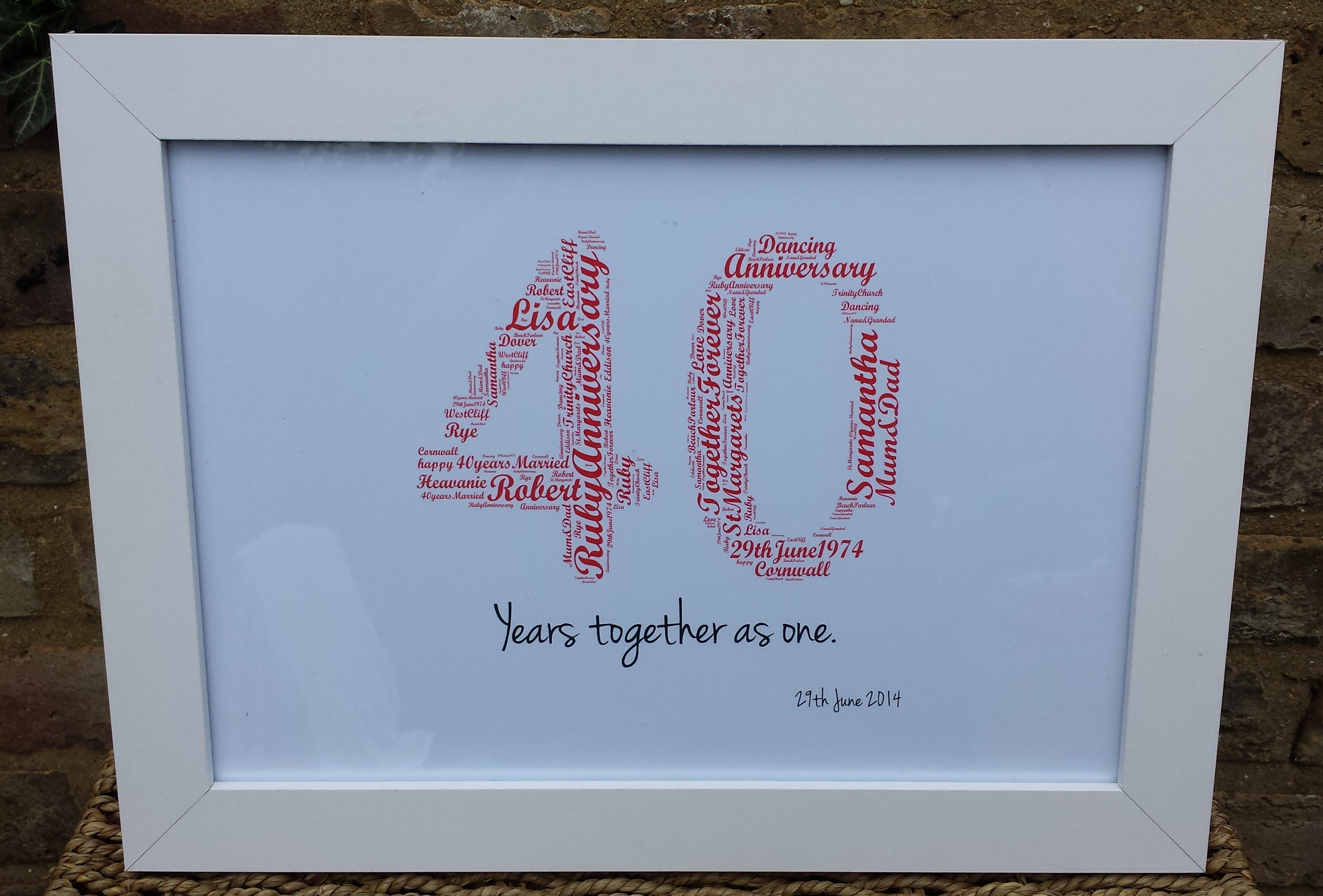 Attractive Ruby Wedding Anniversary Gifts Wedding