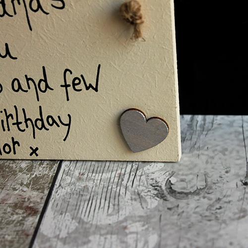 90th Birthday Gift Ideas Grandma Plaque