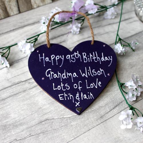Personalised 95th Birthday Gift Ideas For Grandma
