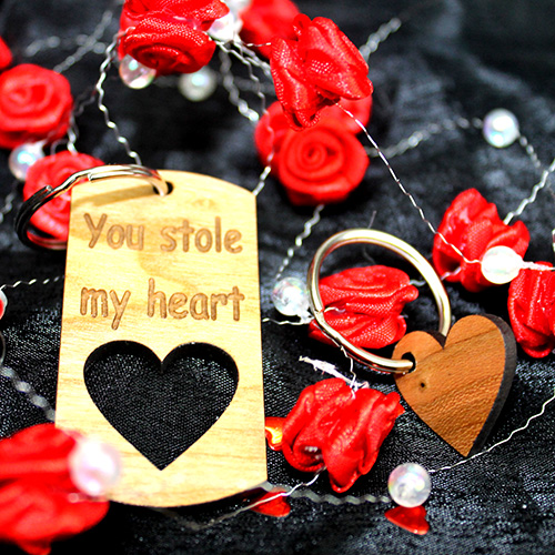 6 Engraved Wood Romantic Valentines Day Ideas Madeat94