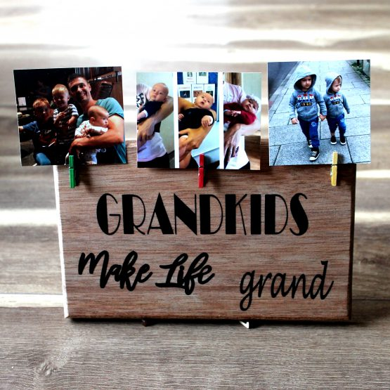 gifts for new grandparents