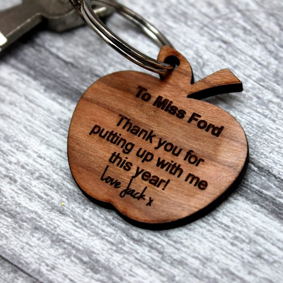 keyring_apple_teacher_Thankyou_gift