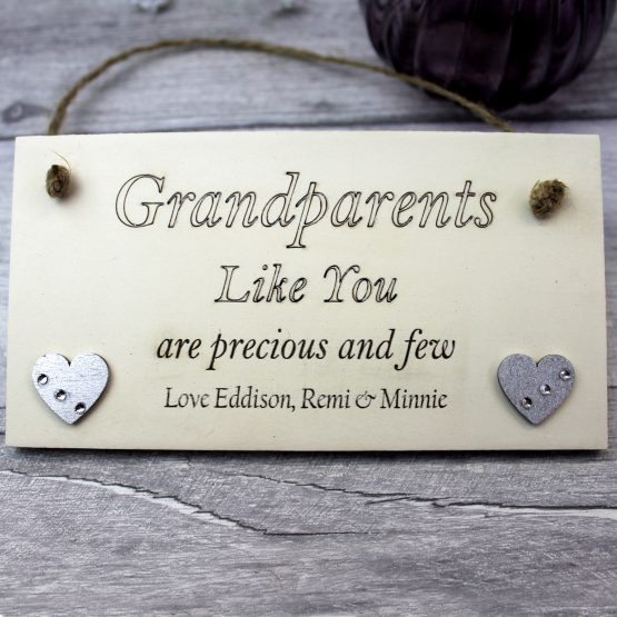 grandparents like you are precious and few
