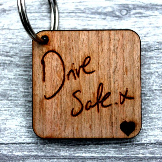 write your own message keyring