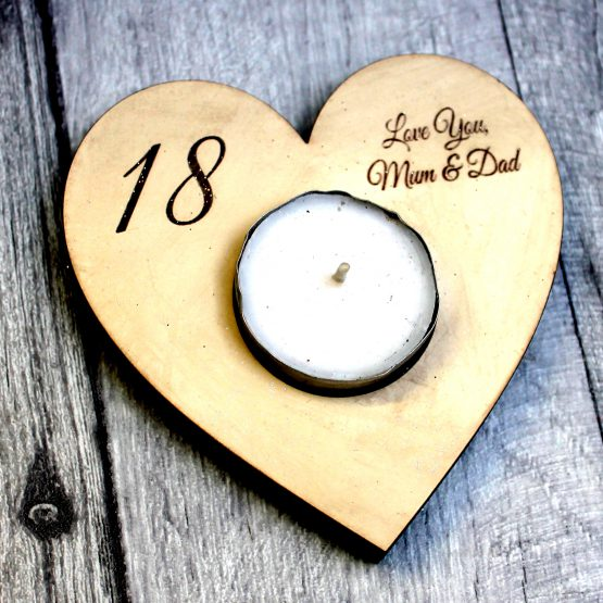 18th tealight holder