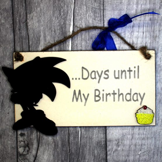 sonic birthday countdown