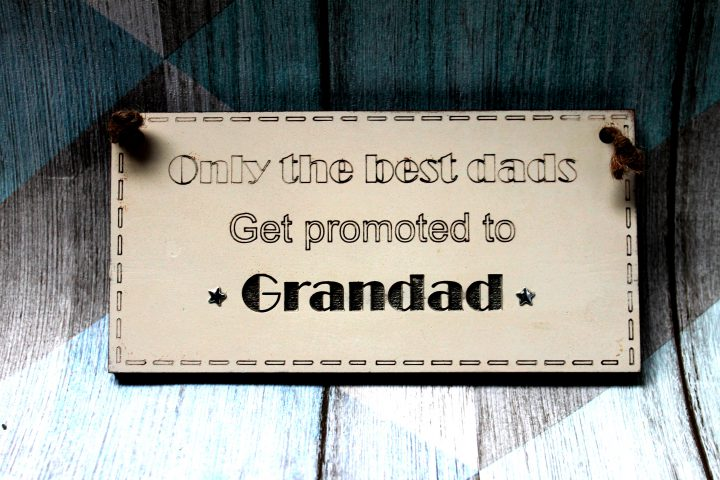 only the best grandad gift