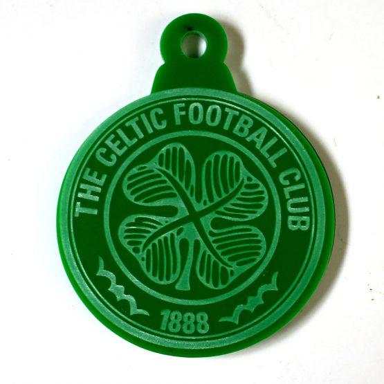 celtic football club bauble
