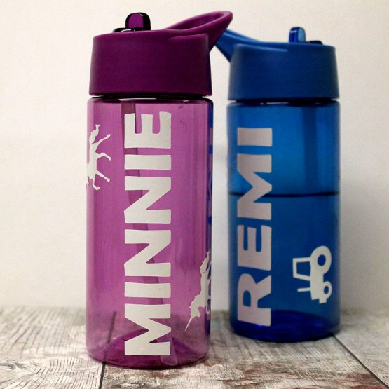 personalised kids water bottles