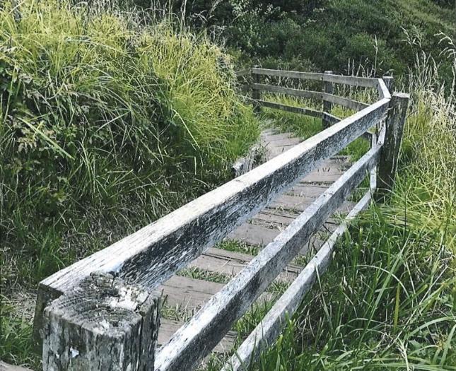 Ebey's Landing deteriorating bridge in need of repair