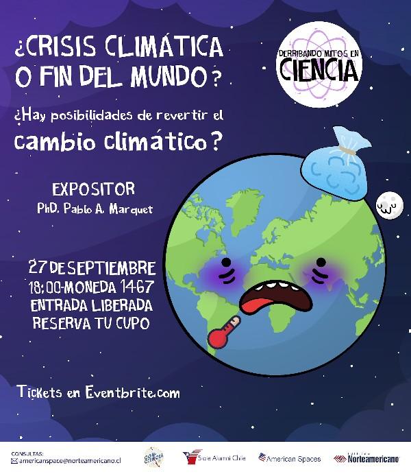 crisis climática con-ciencia