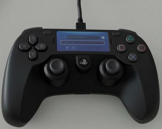 PS5 Control.