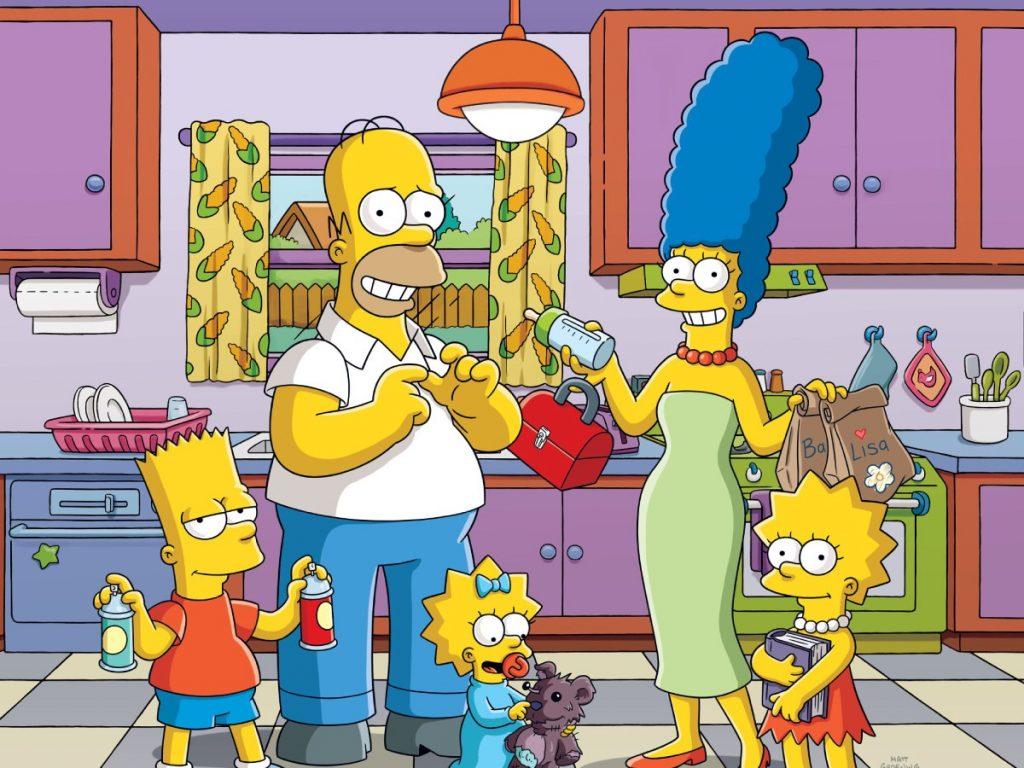 Los Simpson celebran sus 30 años al aire