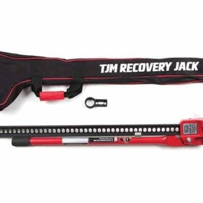 RECOVERY JACK TJM INCL BAG