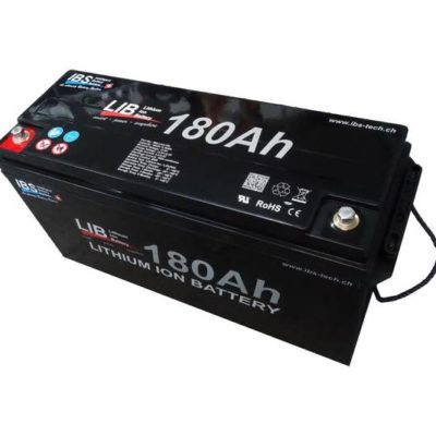 IBS-Li-Ion 180AH Batterie