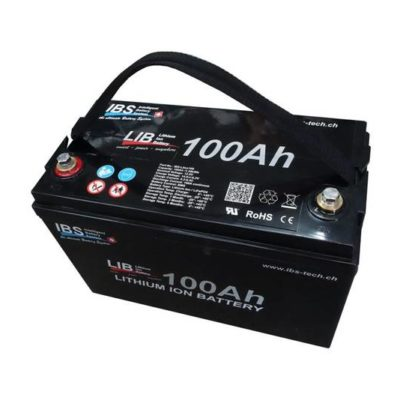 IBS-Li-Ion 100AH Batterie
