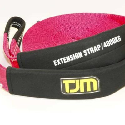 OX WINCH EXT STRAP 20M 4T