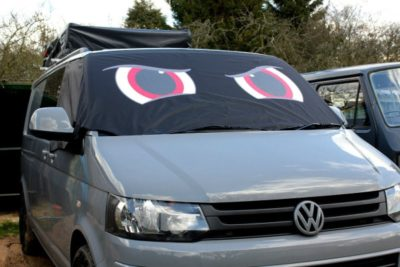"Sonnenschutz ""Angry Eyes"" VW T5"