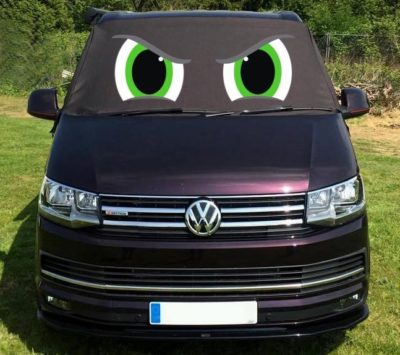 "Sonnenschutz ""Angry Eyes"" VW T6"