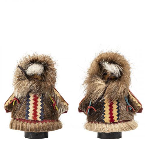 Eskimo doll figurines