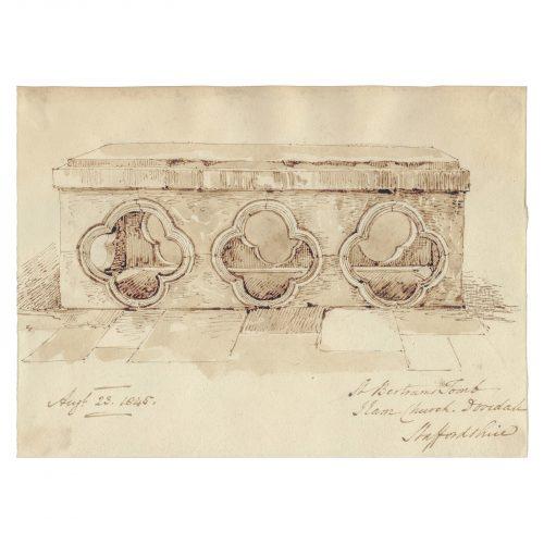 old master drawing British