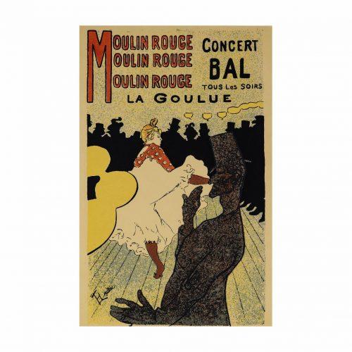 Moulin Rouge art print